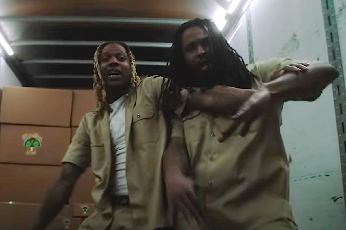 Lil Durk and Chief Wuk