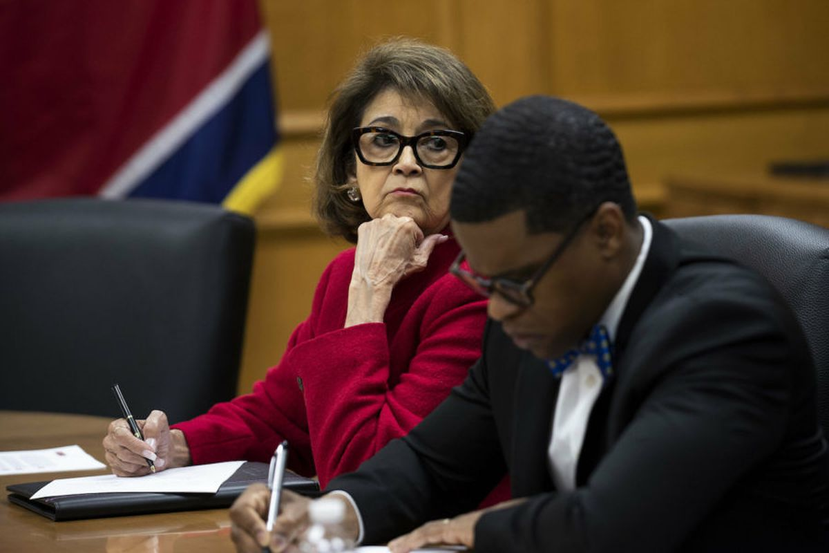 Sen. Dolores Gresham, who chairs the Senate Education Committee, will preside over the 10-member conference committee seeking a compromise voucher bill from Senate and House versions.