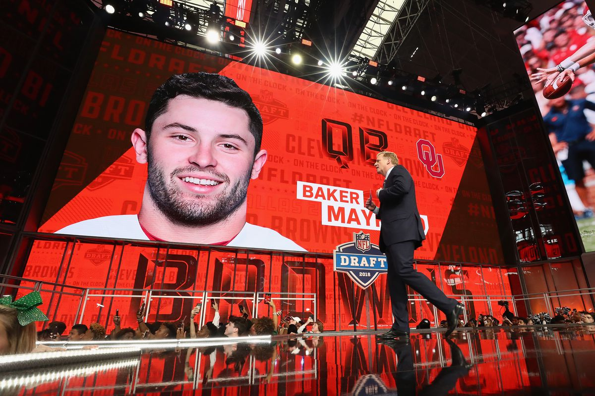 san francisco 6a726 0f1f9 Oklahoma Football: Baker Mayfield's jersey is selling, Ryan ...