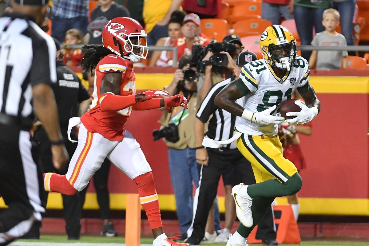 Packers-Chiefs Fantasy Reaction: Allison & Jones look like starters