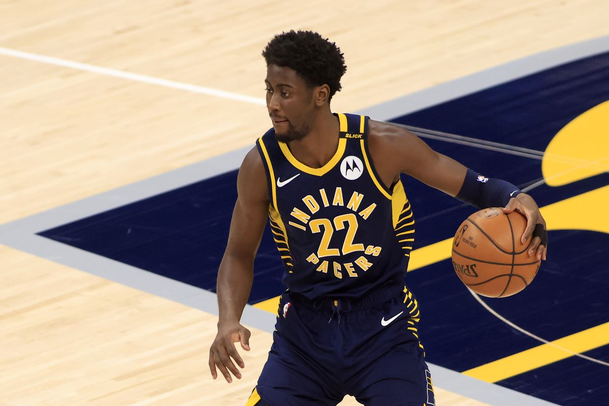 On the many reads of Caris LeVert - Indy Cornrows
