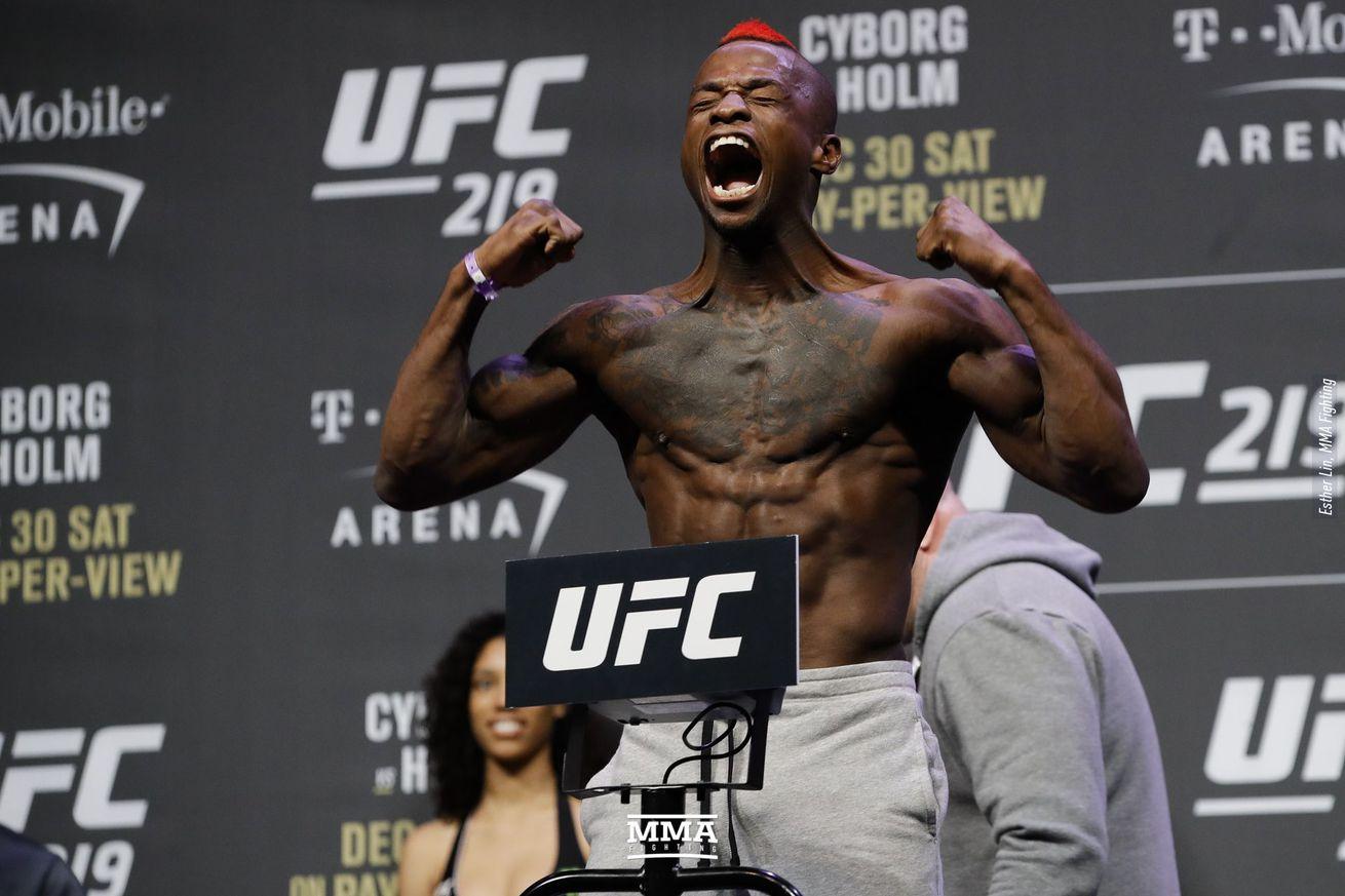 Marc Diakiese faces Joseph Duffy at UFC London.