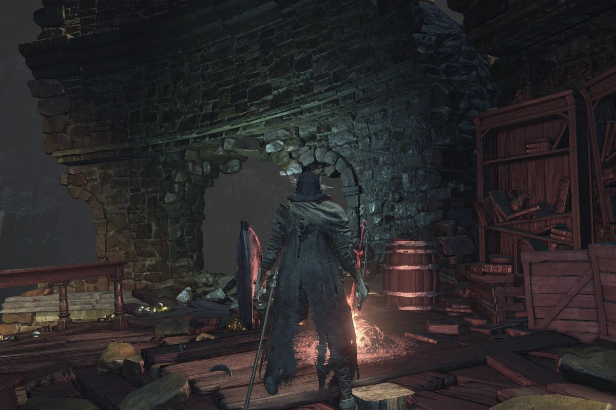 Dark Souls 3: Profaned Capital walkthrough - Polygon