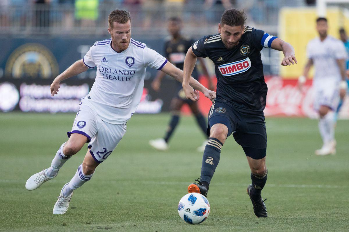 MLS: U.S. Open Cup Quarterfinal-Philadelphia Union vs Orlando City SC