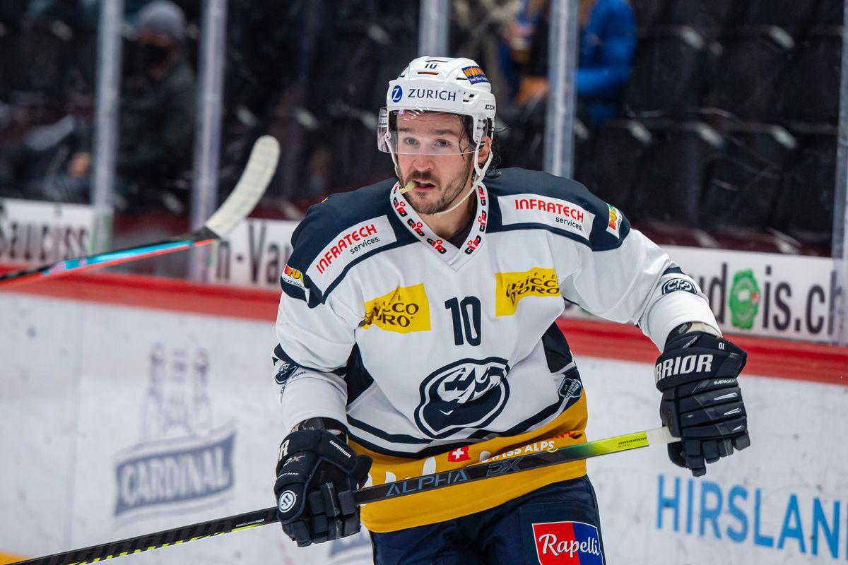 Lausanne HC v HC Ambri-Piotta - Ice Hockey National League