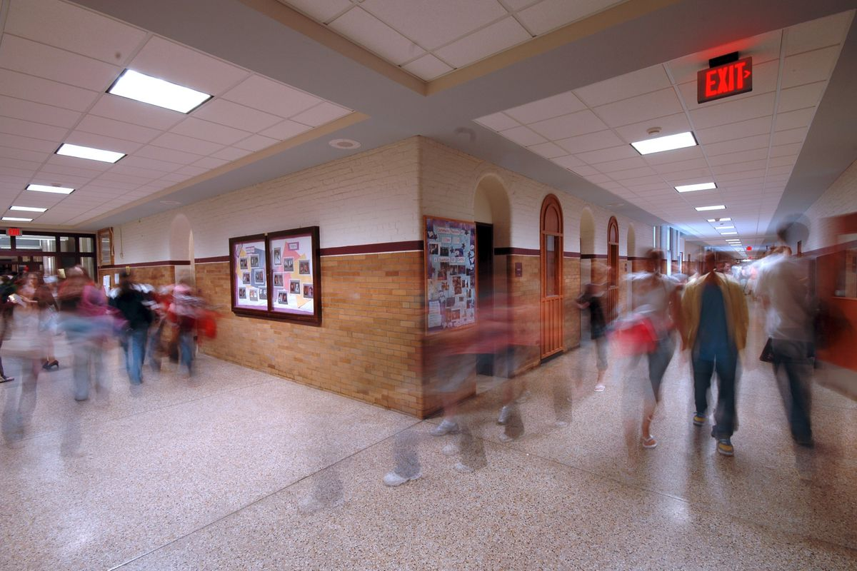 FILE- Five Weber High School students who shouted a racial slur and expletive in an Instagram video that surfaced last week have been disciplined, district officials reported Monday.