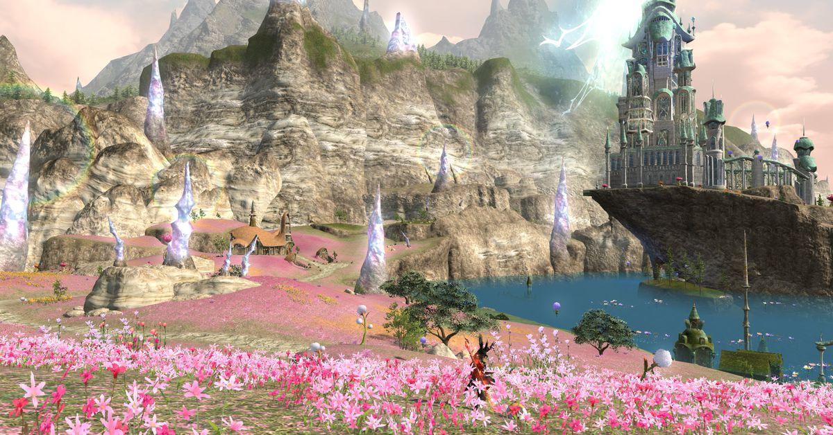 لن يهدم مالك العقار في لعبة Final Fantasy 14 منزلك أثناء الوباء 1