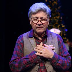 """Michael McClean is the creator of """"The Forgotten Carols."""" Michael McClean first performed the show in 1991 as a one-man show. Twenty-five years later, he is performing the same musical with a full cast, a choir and an expansive set. (Photo: Gili Getz, File) (Photo: )"""