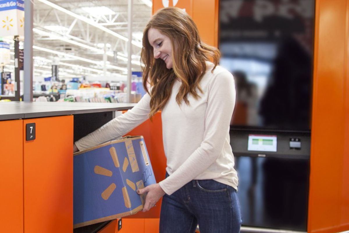 Walmart adds 500 Pickup Towers to its stores across the US
