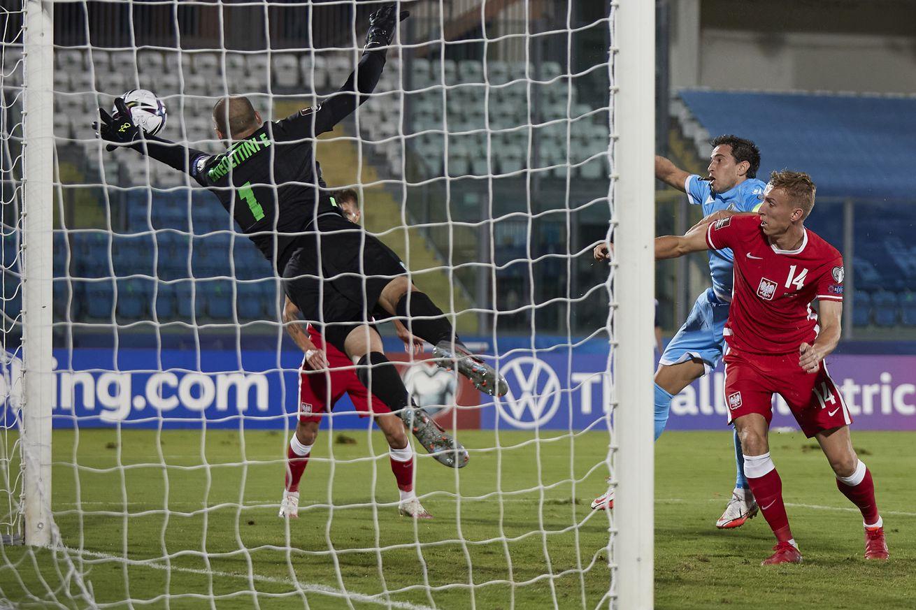 San Marino v Poland - 2022 FIFA World Cup Qualifier
