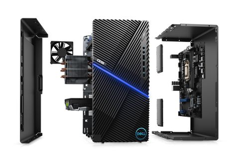Alienware Aurora R9 And G5 5090 Are Dell S New Bang For The Buck Gaming Pcs The Verge