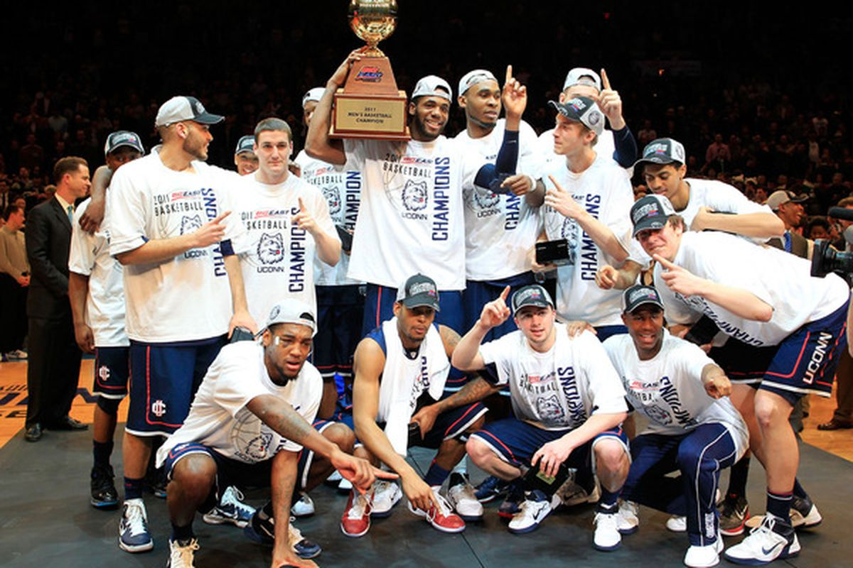 Help Big East Determine Top Moments, Teams, Players At MSG
