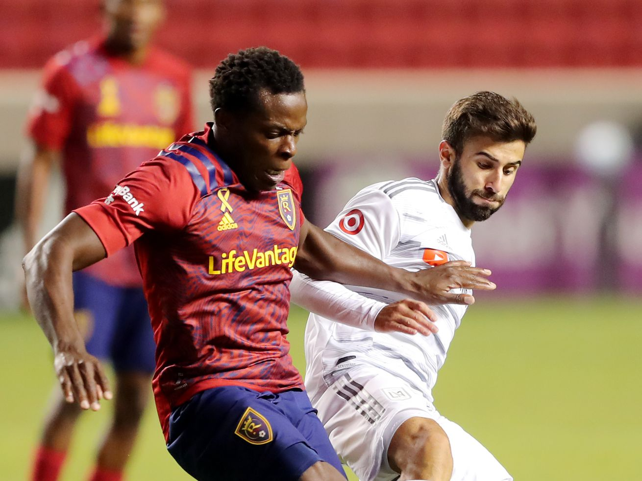 Real Salt Lake still has hope for a playoff berth, but there's no room for error with 3 matches remaining