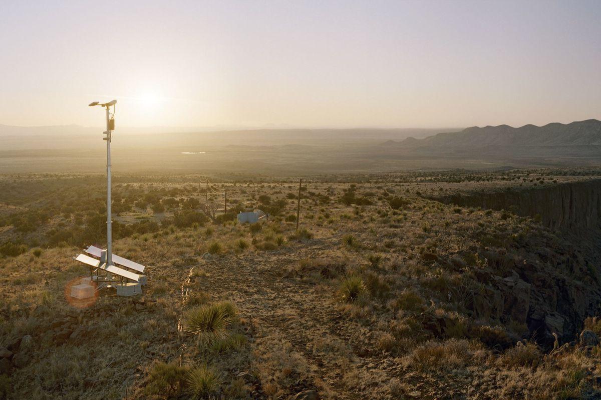 Palmer Luckey S Border Control Tech Has Caught Dozens Of