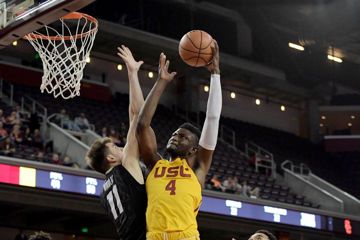 NCAA Basketball: Colorado at Southern California