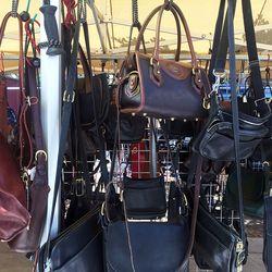 Dooney & Bourke bags for days.