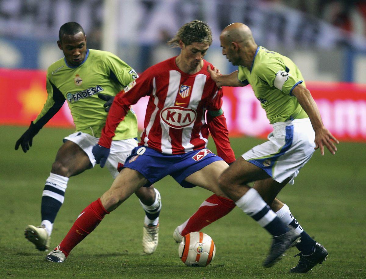 Atletico Madrid v Deportivo La Coruna