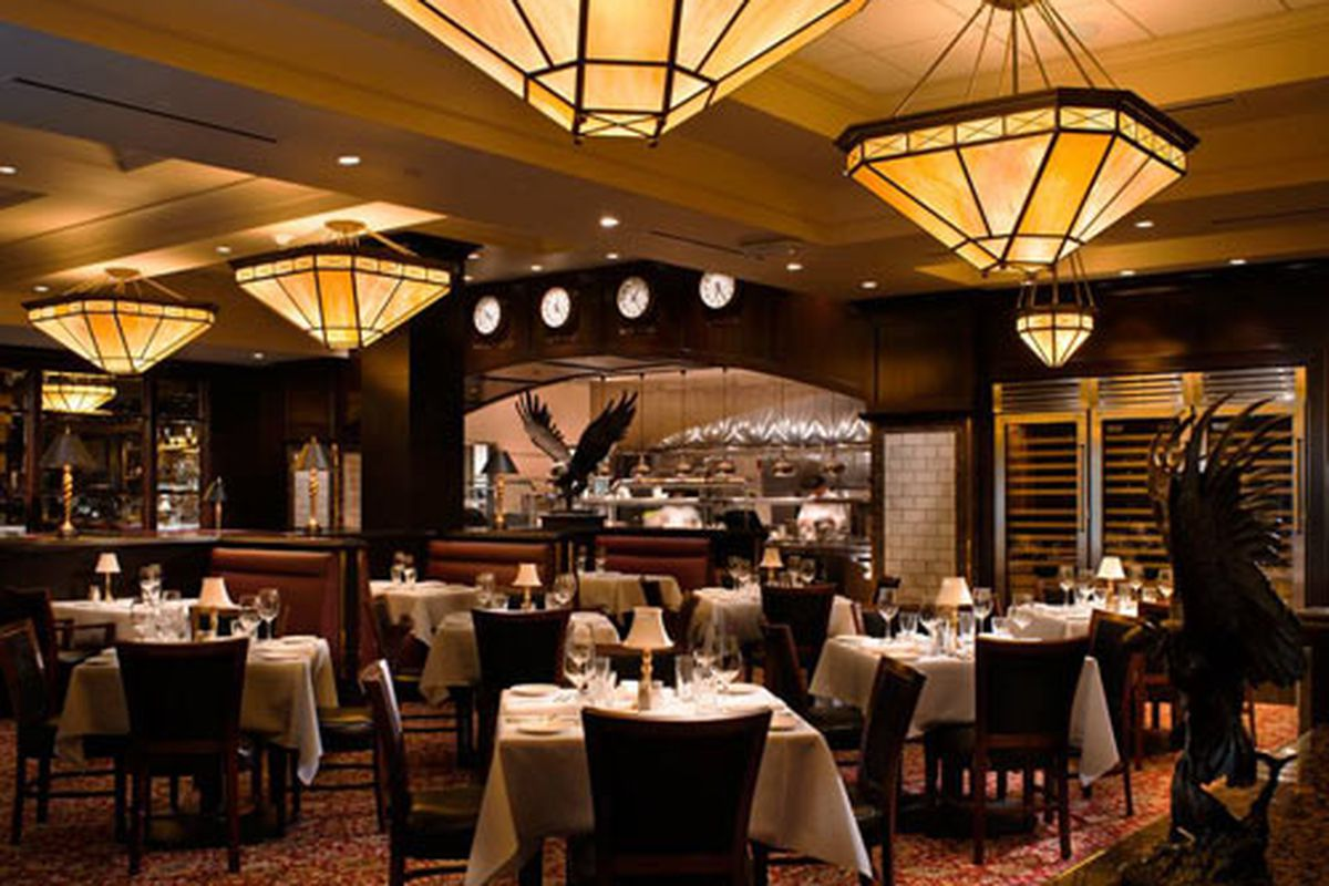 The Capital Grille. Photo courtesy of The Capital Grille.
