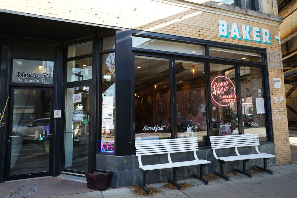 Baker Miller is located at 4655 N. Lincoln Ave.