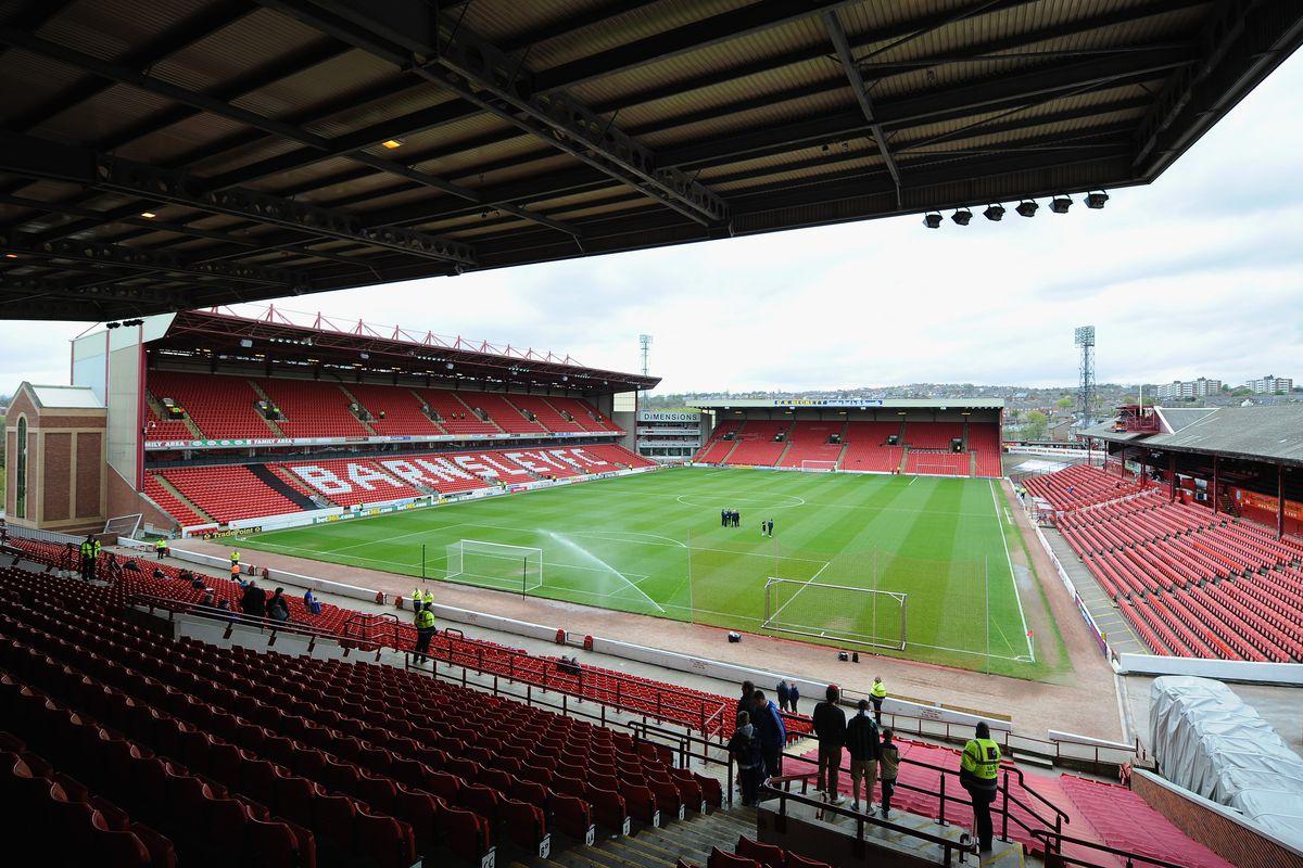 Barnsley v Leeds United - Sky Bet Championship