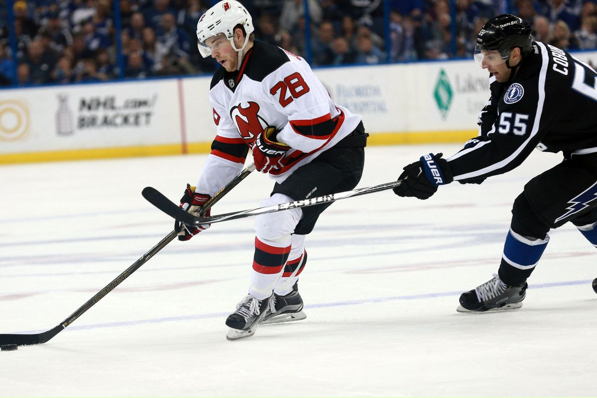 Damon Severson will be leaned on more heavily in this coming NHL season.