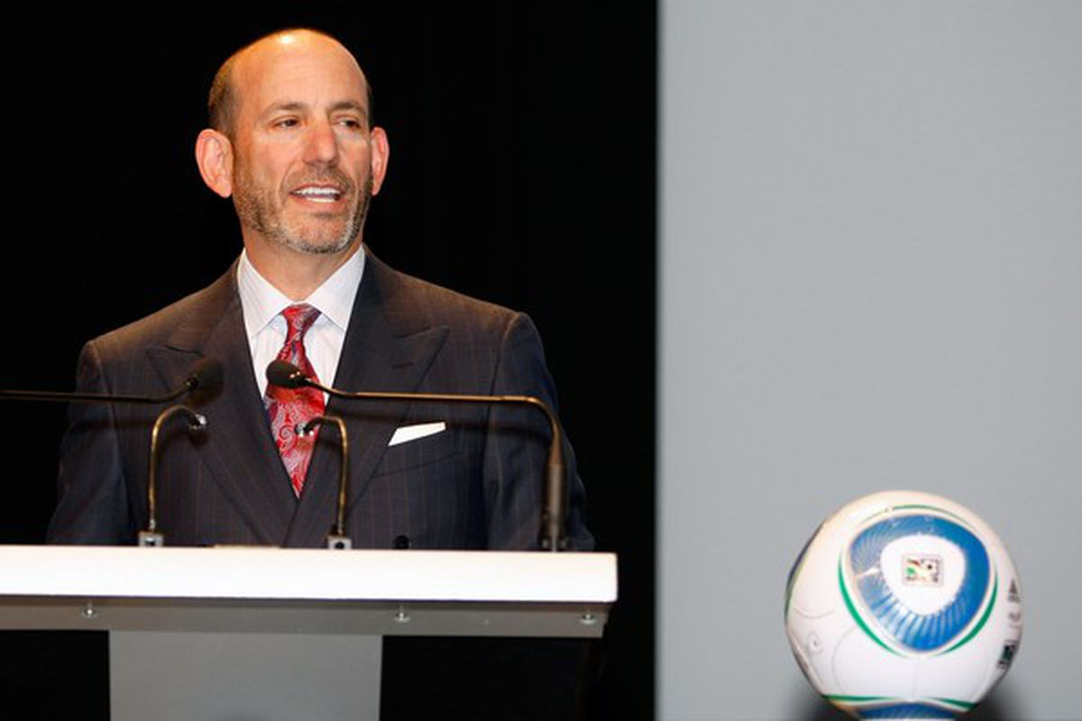 Could Florida and namely Orlando be in the expansion cards for Major League Soccer?