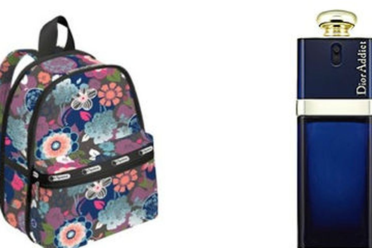 20% off LeSportsac and a free perfume samples are headed your way, courtesy of Teen Vogue