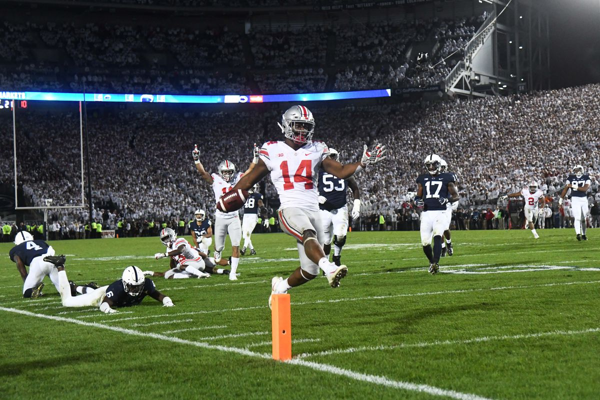 popular stores cheapest website for discount Ohio State's receivers know doing the little things earns playing ...