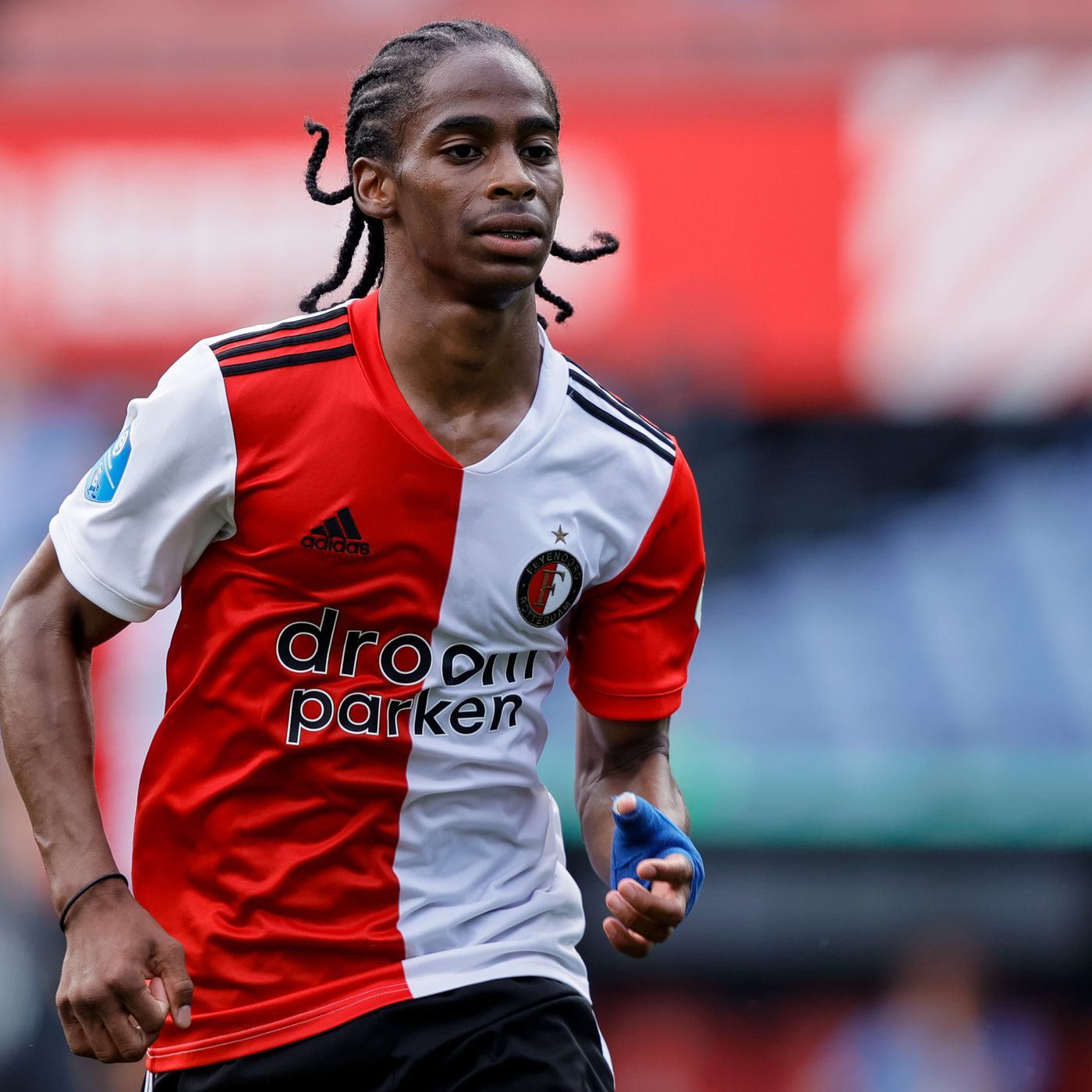 Leeds United In Talks To Sign Feyenoord Starlet Crysencio Summerville Through It All Together