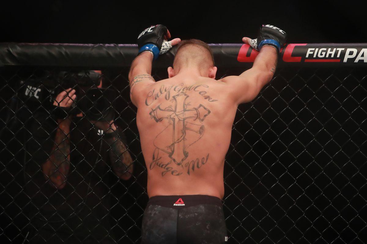 UFC Fight Night Rodriguez v Stephens