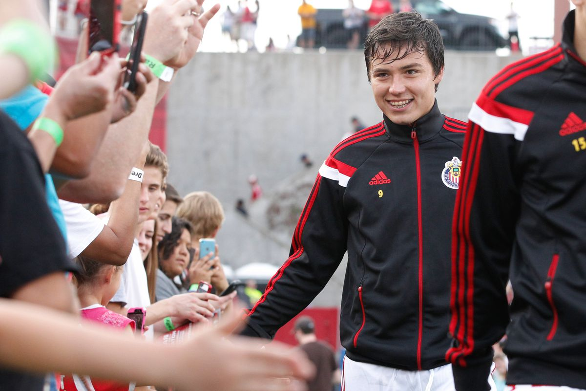 Cubo: A big hit with the fans.