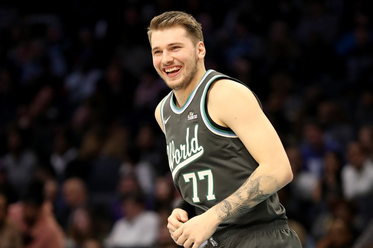 Luka Doncic still won't play in the All-Star Game