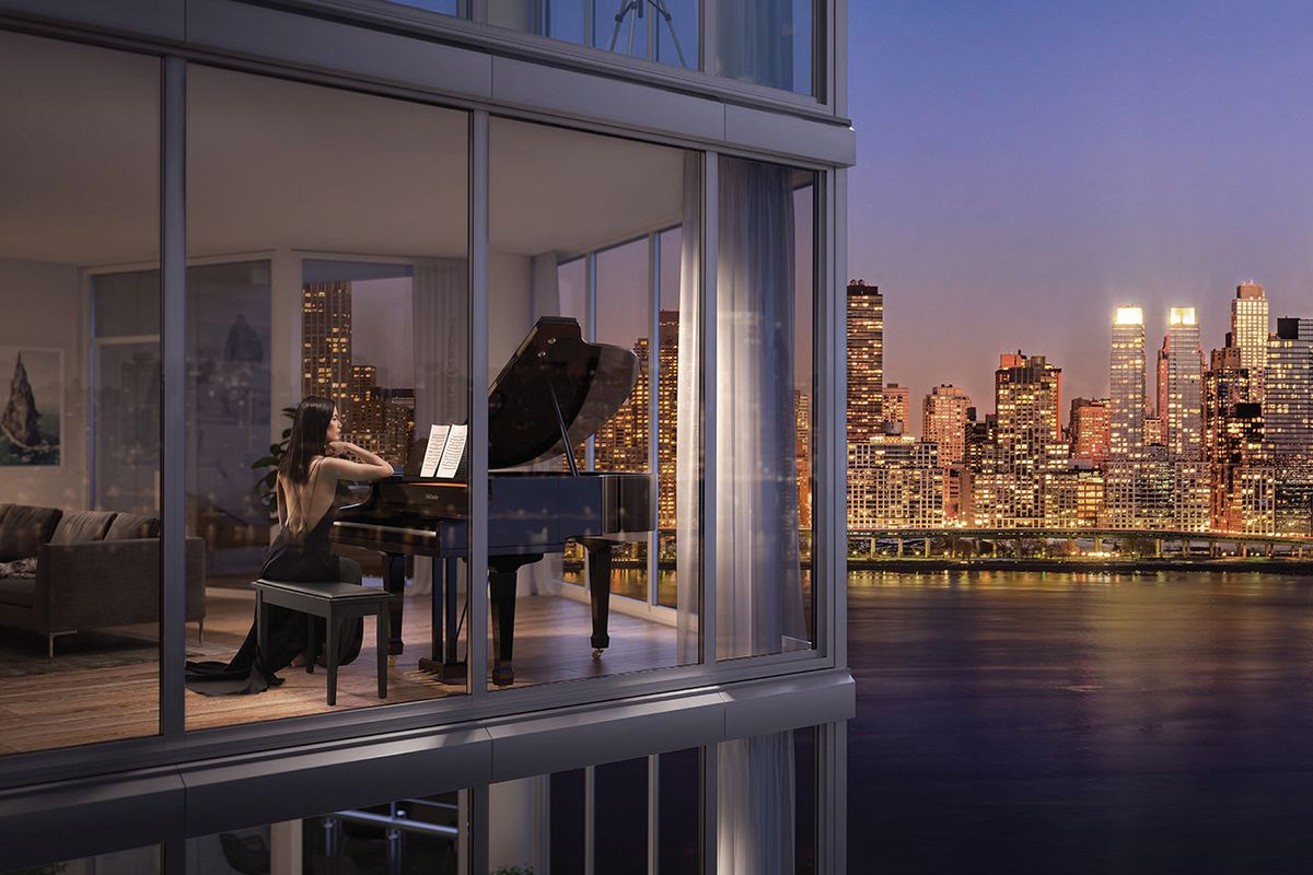 Nine On The Hudson Sets A New Precedent For Resort Style