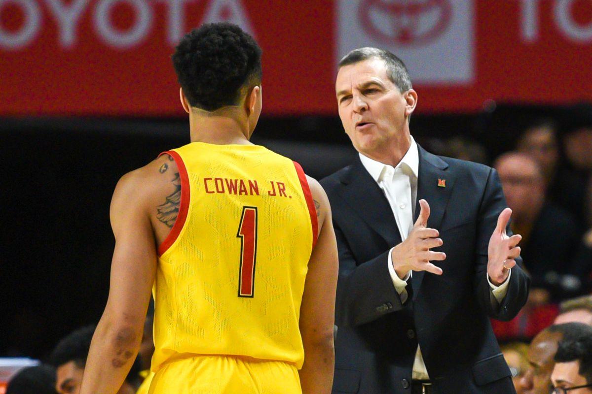 Anthony Cowan Jr, Illinois, Maryland basketball, Mark Turgeon