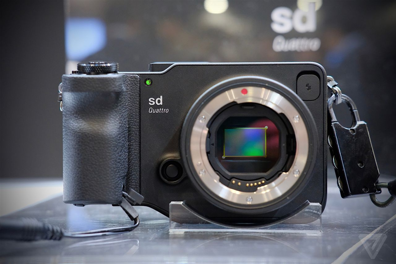 The new Sigma Quattro is the oddest camera since the last Sigma ...