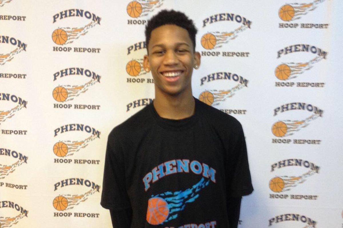 Blake Harris was one of the top point guards in 2017 before reclassifying.
