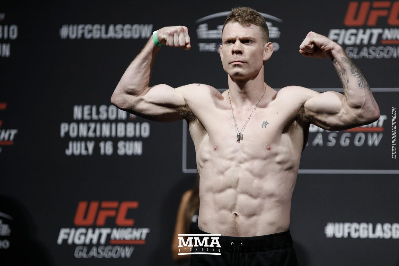 Paul Felder sympathizes with Daniel Cormier: 'I've cried after fights'