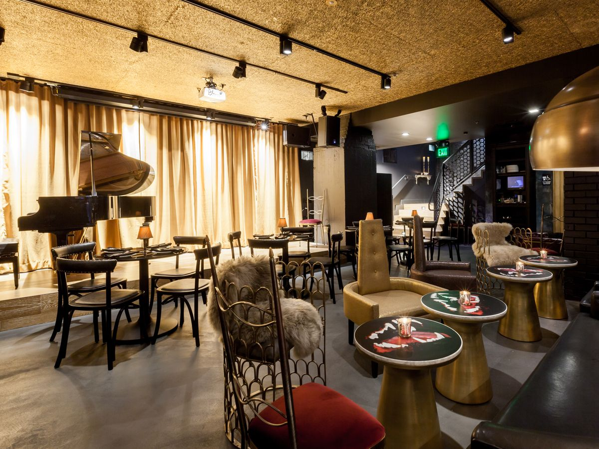 11 Excellent Restaurants And Bars With Live Jazz Eater Sf