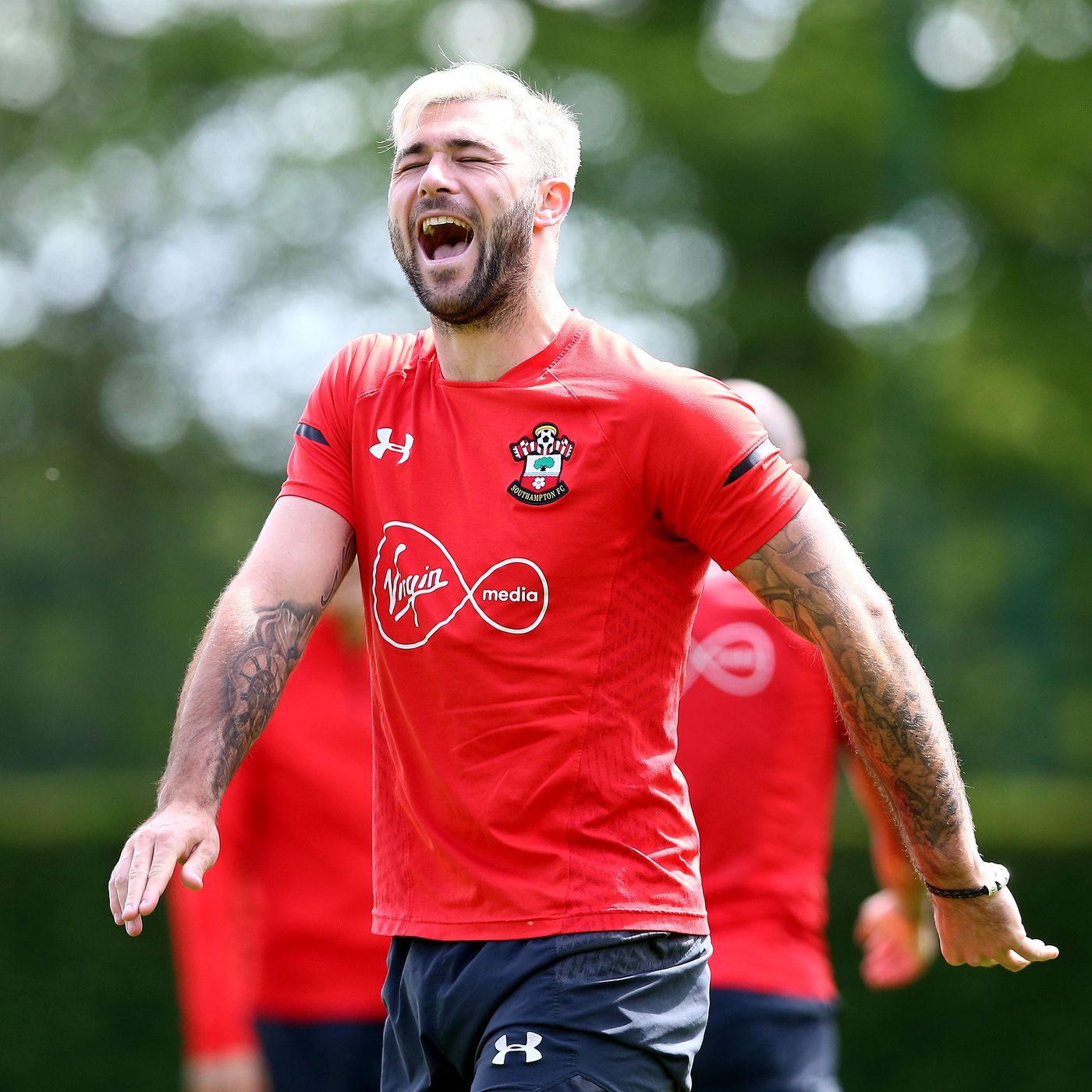 Charlie Austin Deactivates Twitter Account After Frozen Out Hint St Mary S Musings
