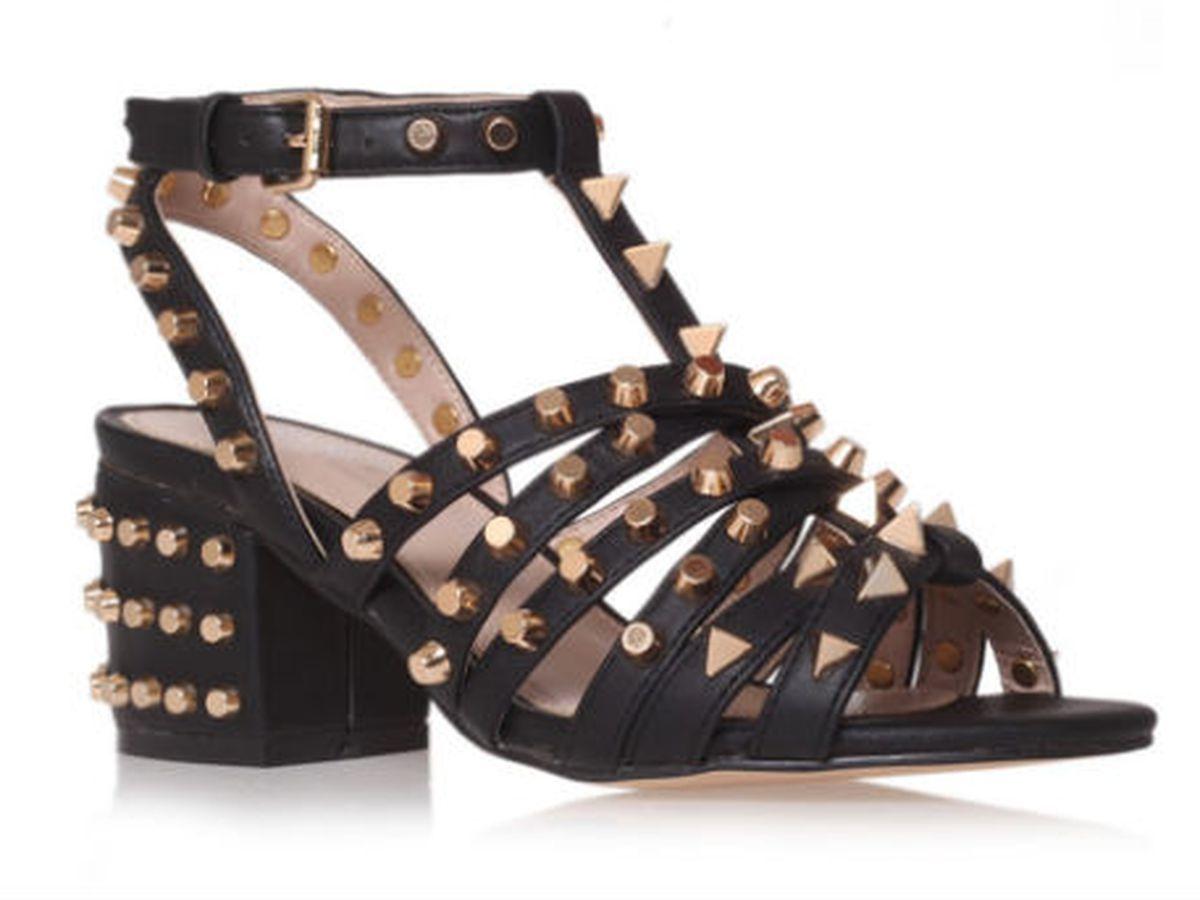 """Image via <a href=""""http://www.kurtgeiger.com/women/shoes/sandals.html"""">Kurt Geiger</a>"""