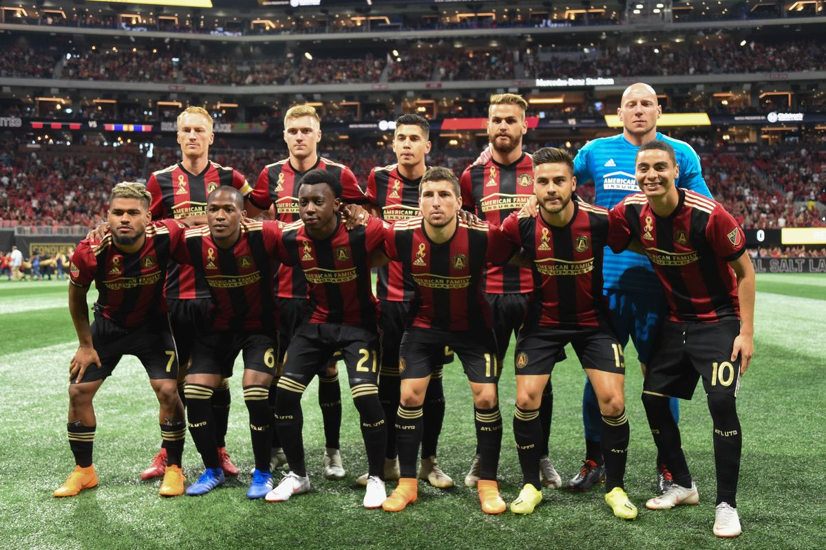 MLS: Real Salt Lake at Atlanta United FC