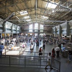 """<a href=""""http://seattle.eater.com/archives/2012/07/16/seattle-centers-armory-reopens-with-local-vendors-better-fare.php"""">Seattle: Seattle Center's <strong>Armory</strong> Boasts Local Star Power</a> [S. Pratt/ESEA]"""