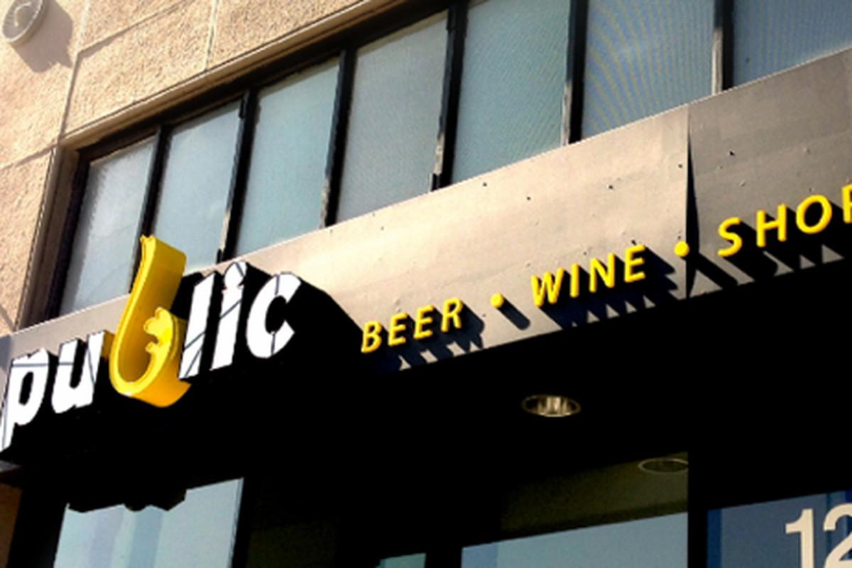 Public Beer Wine Shop, Long Beach