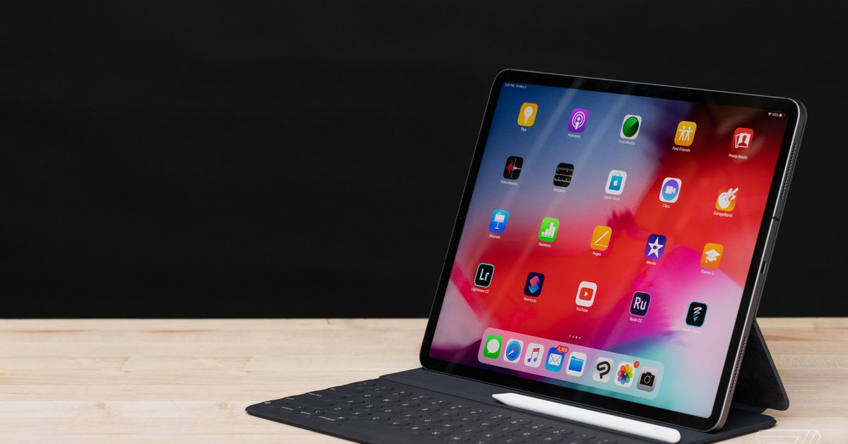 Apple's next iPad Pro could come with a rear triple-camera array