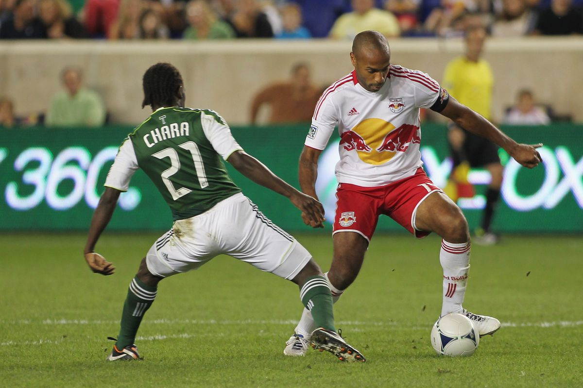 Shutting down Thierry Henry won't be easy, but it's a job D.C. United has to succeed at if they want to beat the New York Red Bulls.