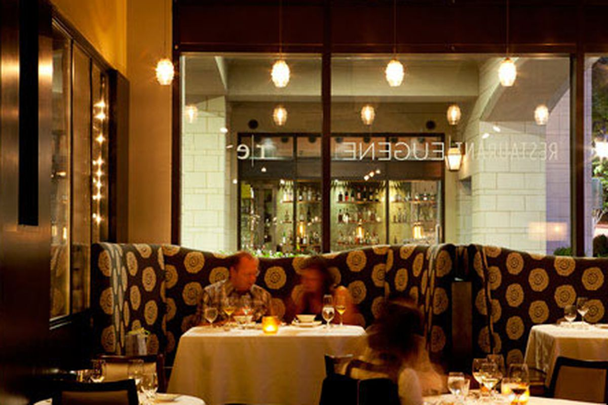 Restaurant Eugene.