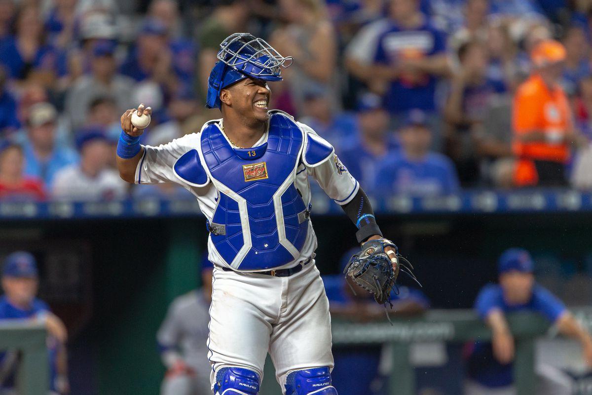 MLB: AUG 06 Cubs at Royals