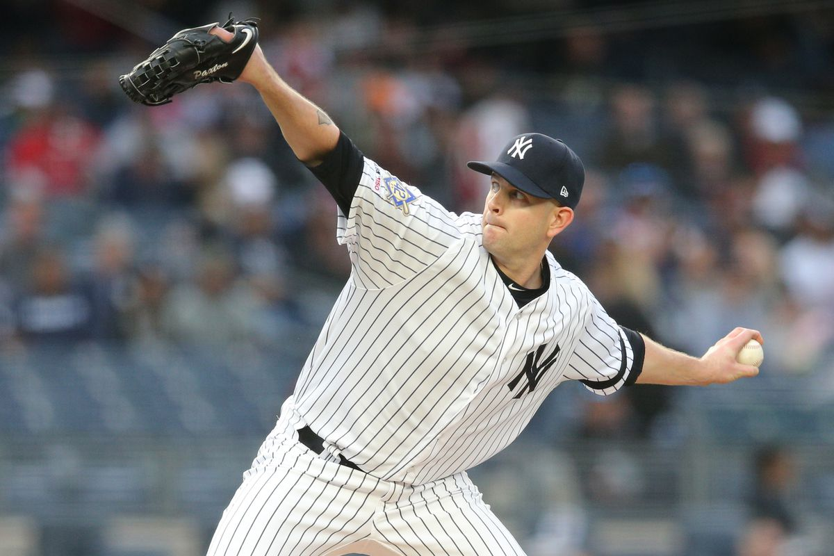 Yankees pitcher James Paxton shows the importance of adaptability
