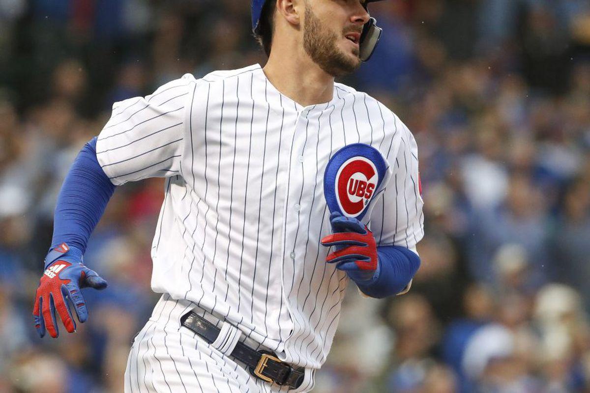 Just Sayin': Is Cubs' Kris Bryant so bad at baseball, he's