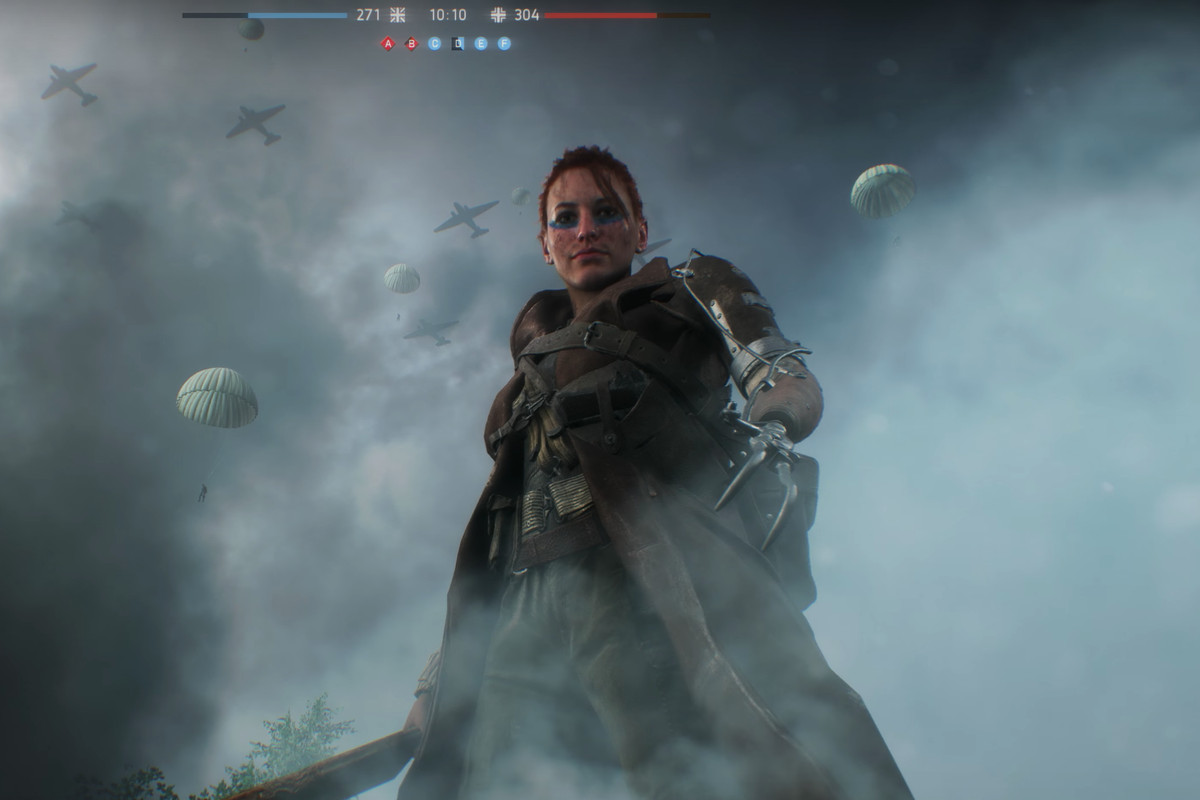 Battlefield Vs Creators Female Characters Are Here To -6061